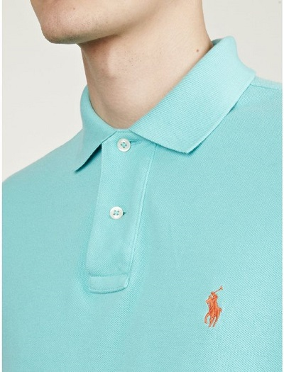 Light blue Ralph Lauren Polo